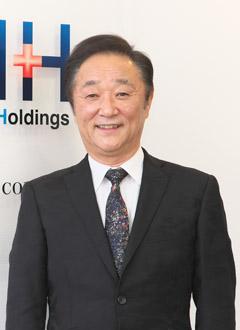 代表取締役社長 三井所嘉彦