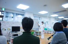 介護施設での勉強会